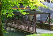 Free Covered Bridge Stock Photo - 6325520