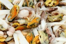 Free Seafood Royalty Free Stock Photos - 6325728