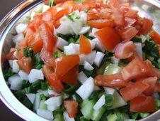 Free Spring Salad Stock Photography - 6326272