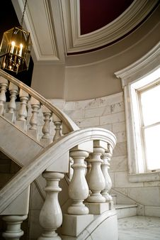 Free Elegant Stairs Stock Photos - 6326283