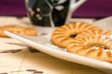 Free Cookies Closeup Stock Photos - 6326423