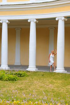 Free Colonnade Stock Photos - 6326563