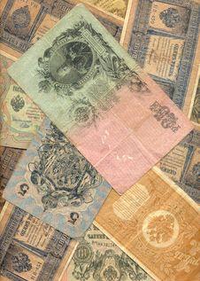 Free Czar Rubles Stock Image - 6327091