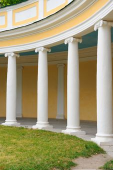 Free Colonnade Stock Images - 6327174