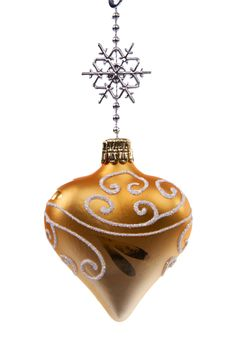 Free Christmas Bauble Royalty Free Stock Photography - 6327197