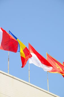Free Various National Flags Stock Image - 6327611
