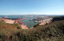 Free Gijon Port Stock Photo - 6327680