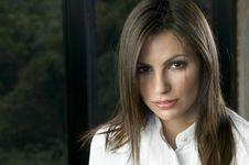 Free Portrait Of Beautiful Woman Stock Image - 6327921