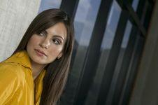 Free Beautiful Young Woman Stock Photos - 6328023