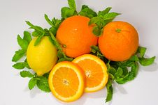 Free Citrus Royalty Free Stock Image - 6329116