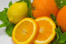 Free Citrus Royalty Free Stock Image - 6329126
