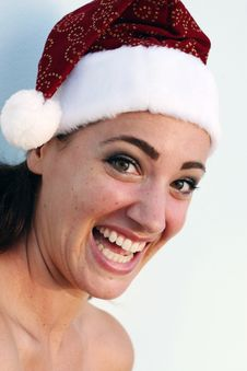 Free Christmas Portrait Royalty Free Stock Image - 6329136