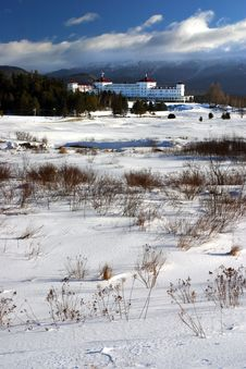 Free Bretton Woods, New Hampshire Royalty Free Stock Photography - 6329277