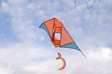 Free Kite In The Sky Royalty Free Stock Images - 6329619