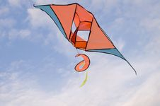 Free Kite In The Blue Sky Stock Photos - 6329623