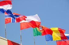 Free Various National Flags Stock Photos - 6329793