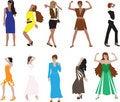 Free Fashion Girls Stock Images - 6331584