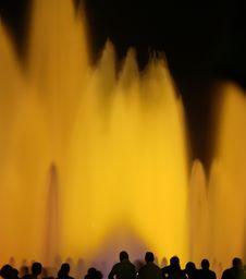 Free Magic Fountain Royalty Free Stock Image - 6330456