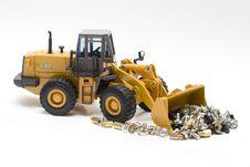 Free Bulldozer Royalty Free Stock Images - 6330899