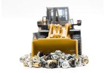 Free Bulldozer Royalty Free Stock Images - 6330939