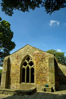 The Old Chapel Royalty Free Stock Images