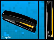 Free Stapler Stock Photography - 6331802