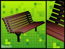 Free Relaxing Bench Stock Image - 6332121