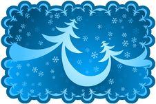 Free Christmas Trees Stock Photos - 6332623