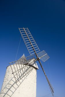 Free Windmill Stock Image - 6332981
