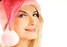 Free Beautiful Mrs. Santa Royalty Free Stock Image - 6333106