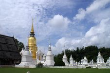 Free Temple In Chiang Mai Stock Images - 6333274
