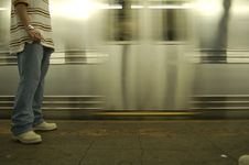 Free New York Subway Stock Photos - 6333293