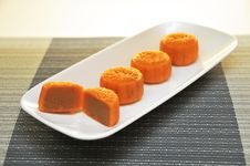 Mooncakes 9 Stock Images