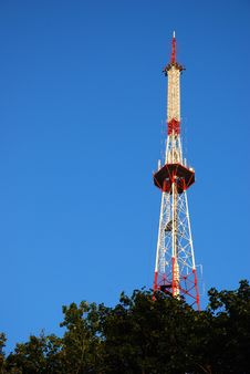 Free Telecommunication Tower Royalty Free Stock Photos - 6334518