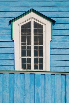 Free Old Window Stock Image - 6335911