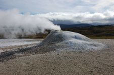 Free The Volcano In Iceland Royalty Free Stock Photos - 6336018