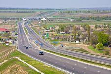 Free Modern Highway Stock Photo - 6336240