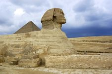 Free Sphinx Royalty Free Stock Images - 6336879