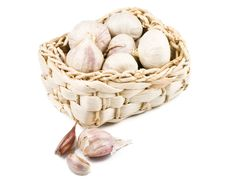 Free Fresh Garlic Royalty Free Stock Image - 6337226