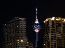 Free Kuala Lumpur Tower Royalty Free Stock Images - 6337499
