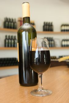 Free Wine Drink Stock Photography - 6337772