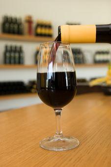 Free Wine Drink Stock Image - 6337801