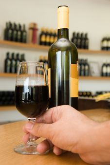 Free Wine Drink Stock Photo - 6337810
