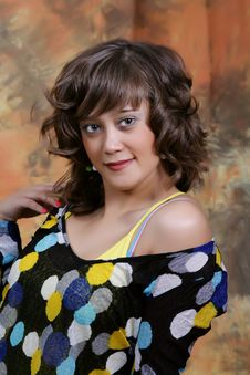 Free Portrait Stock Images - 6337854