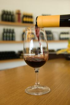 Free Wine Drink Royalty Free Stock Photography - 6338247
