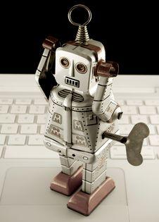 Free Robot Stock Image - 6338821