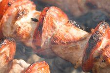 Free Shish Kebab Royalty Free Stock Photography - 6338857