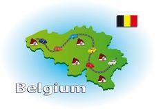 Free Traveling In Belgium Royalty Free Stock Photos - 6338918