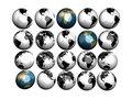 Free Random Globe Royalty Free Stock Image - 6346876