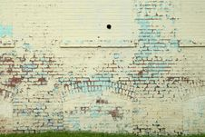 Free Waethered Wall Royalty Free Stock Images - 6340049